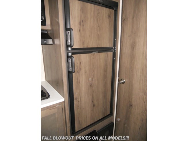 2 Door 2 Way Refrigerator