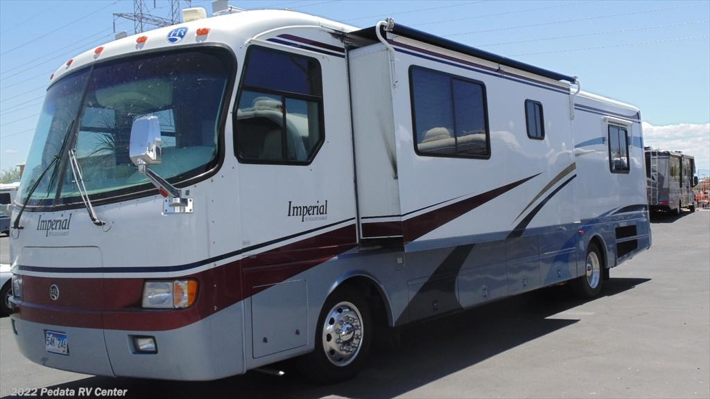 11024 - Used 1998 Holiday Rambler Imperial 40WDS w/1sld
