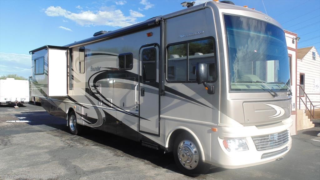 2014 Fleetwood Rv Bounder 35k W 2slds For Sale In Tucson
