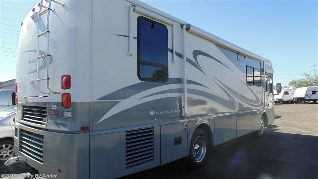 2004 Winnebago Rv Journey 32t W 2slds For Sale In Tucson