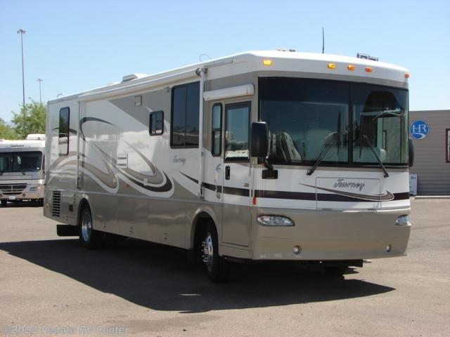 9976 - Used 2004 Winnebago Journey 36G 2 SLDS 330 HP Diesel