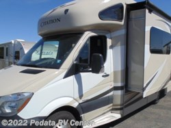 2015 Thor Motor Coach Citation Sprinter 24SL w/1sld