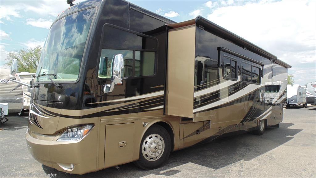 11696 Used 2013 Tiffin Phaeton 40 Qbh W 4slds Diesel