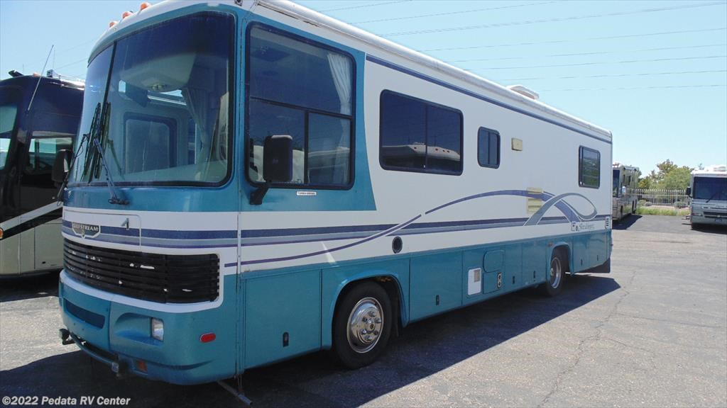 11741 - Used 1997 Gulf Stream Sun Voyager 8313 Diesel Pusher