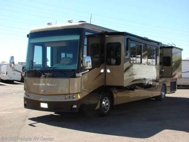 10090 - Used 2009 Newmar Dutch Star 4010 4 SLDS 400 HP