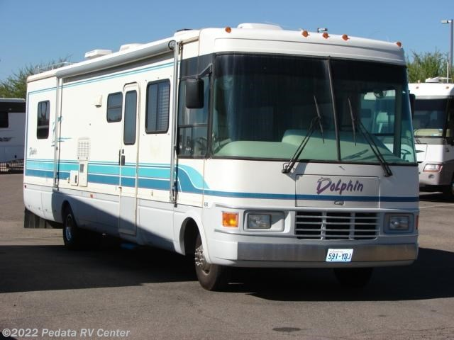 10096 - Used 1995 National RV Dolphin 434 Class A RV For Sale