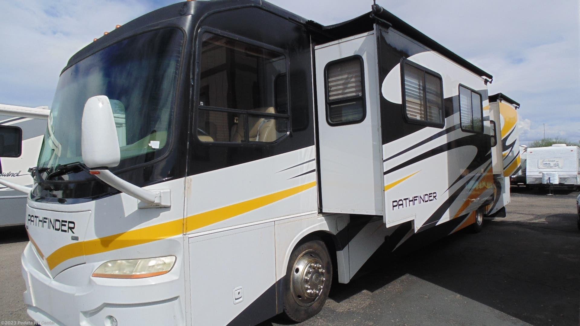 2007 Coachmen Rv Sportscoach Pathfinder 384ts W 3slds For