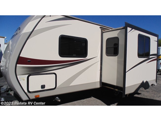Used 2016 Cruiser RV Fun Finder Xtreme Lite X-214WSD w/1sld available in Tucson, Arizona