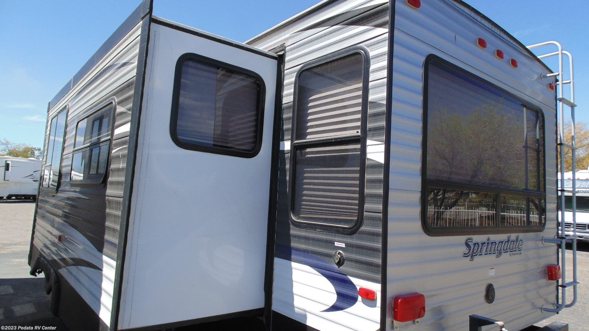 2017 Keystone Rv Springdale 271rlwe For Sale In Tucson Az