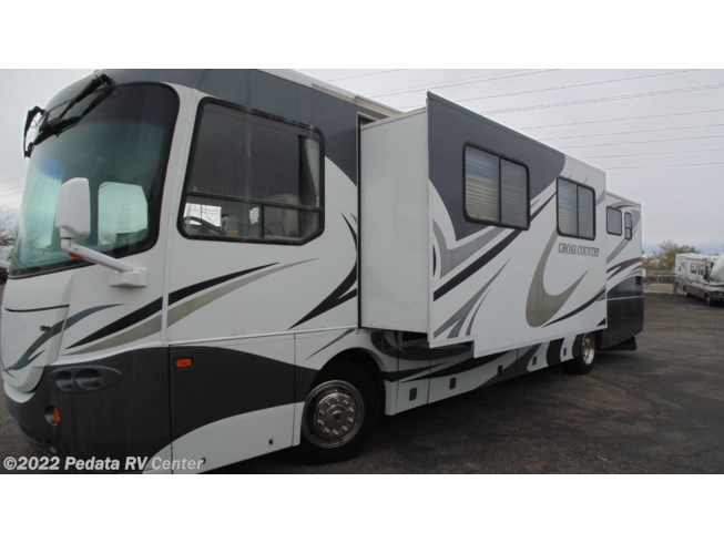 Used 2007 Coachmen Cross Country 382DS w/2slds available in Tucson, Arizona