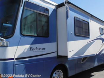 2002 Holiday Rambler Endeavor 36 PBD w/2slds
