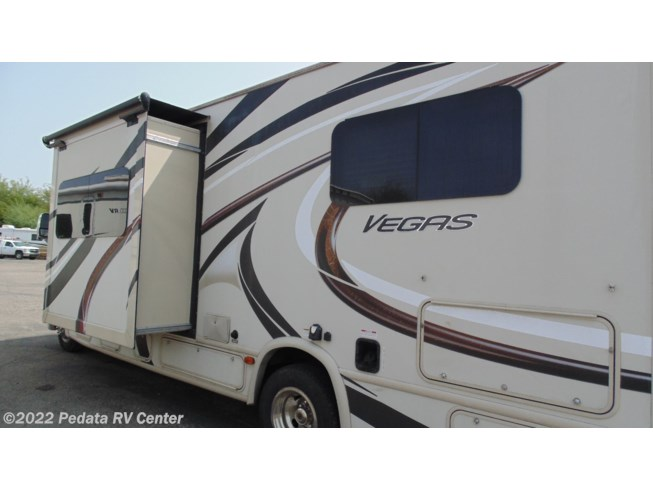 2016 Vegas 24.1 w/1sld by Thor Motor Coach from Pedata RV Center in Tucson, Arizona