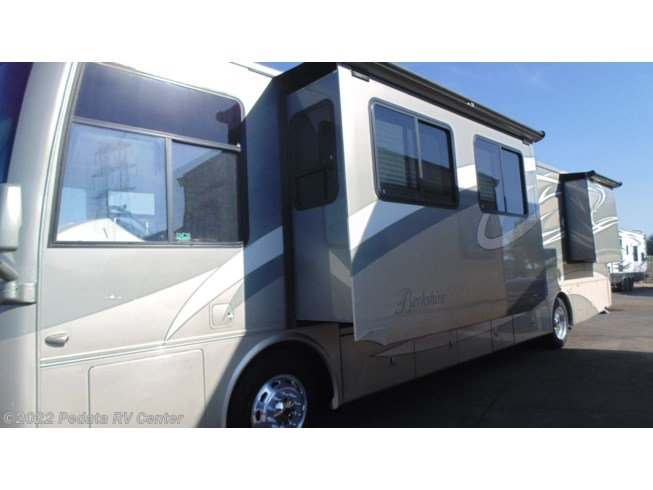Used 2010 Forest River Berkshire 390QS w/4slds available in Tucson, Arizona
