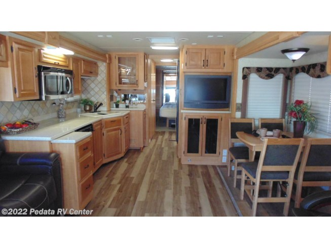 Floorplan of 2010 Forest River Berkshire 390QS w/4slds
