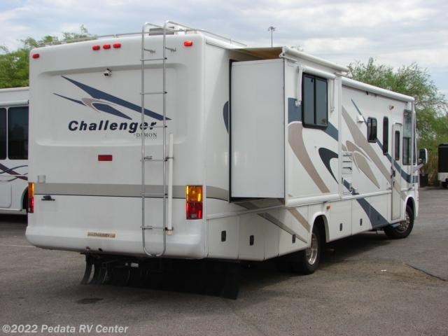 10279 Used 2004 Damon Challenger 348w 2 Slds Class A Rv
