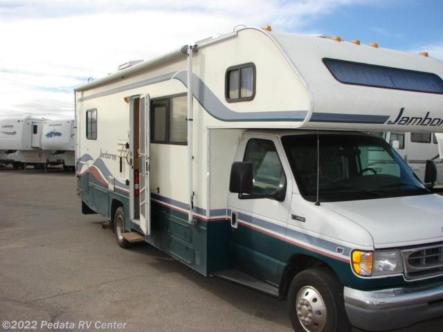 10416 - Used 1998 Fleetwood Jamboree 29V Class C RV For Sale