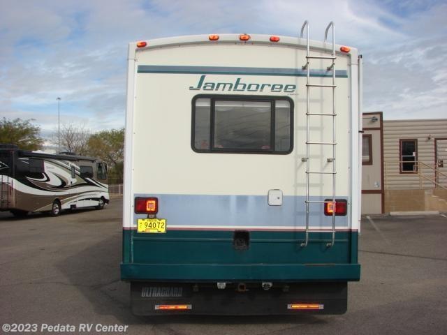 10416 - Used 1998 Fleetwood Jamboree 29V Class C RV For Sale