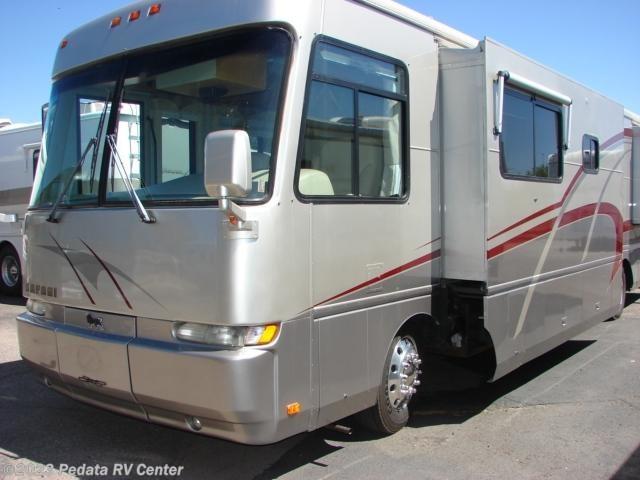 10459 Used 2002 Safari Zanzibar 3896 Diesel Pusher Rv