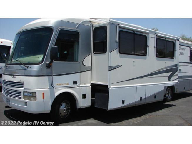 Arrow Vision Center >> 2001 Fleetwood Rv Pace Arrow Vision 35r For Sale In Tucson Az 85706 10510