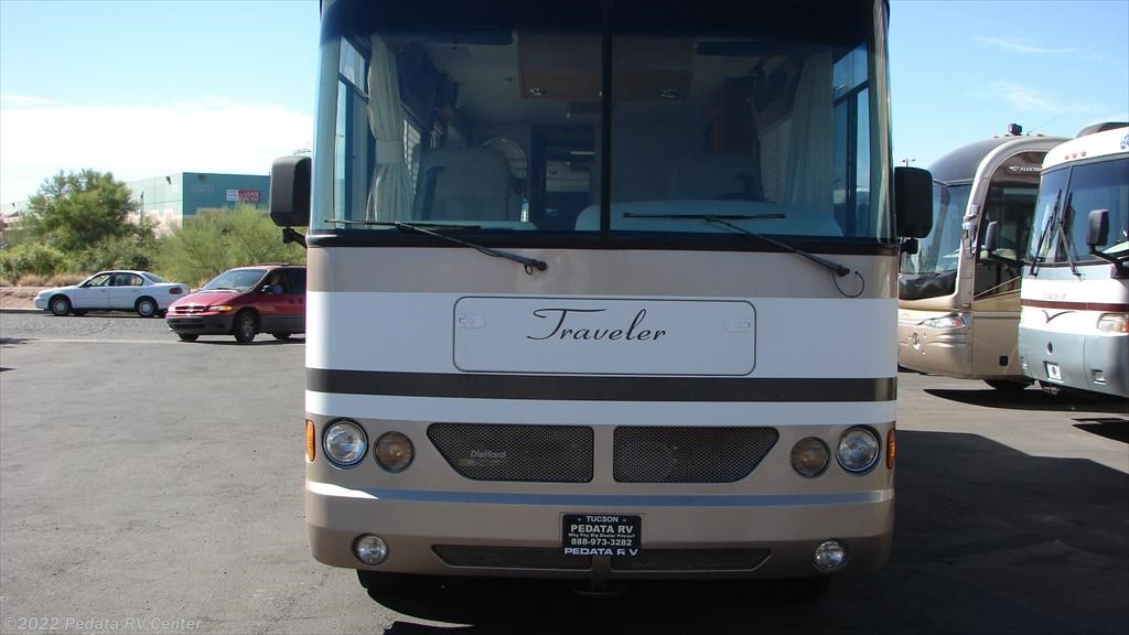 10595c Used 2003 Holiday Rambler Traveler 29rbd Class A