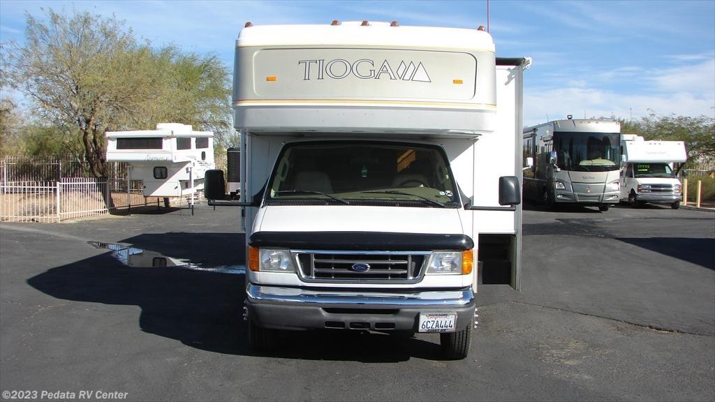2008 Fleetwood Rv Tioga 31m Ford For Sale In Tucson Az