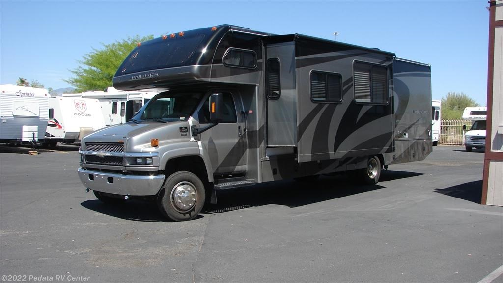 10705 - Used 2008 Gulf Stream Endura 6341 Diesel Pusher RV