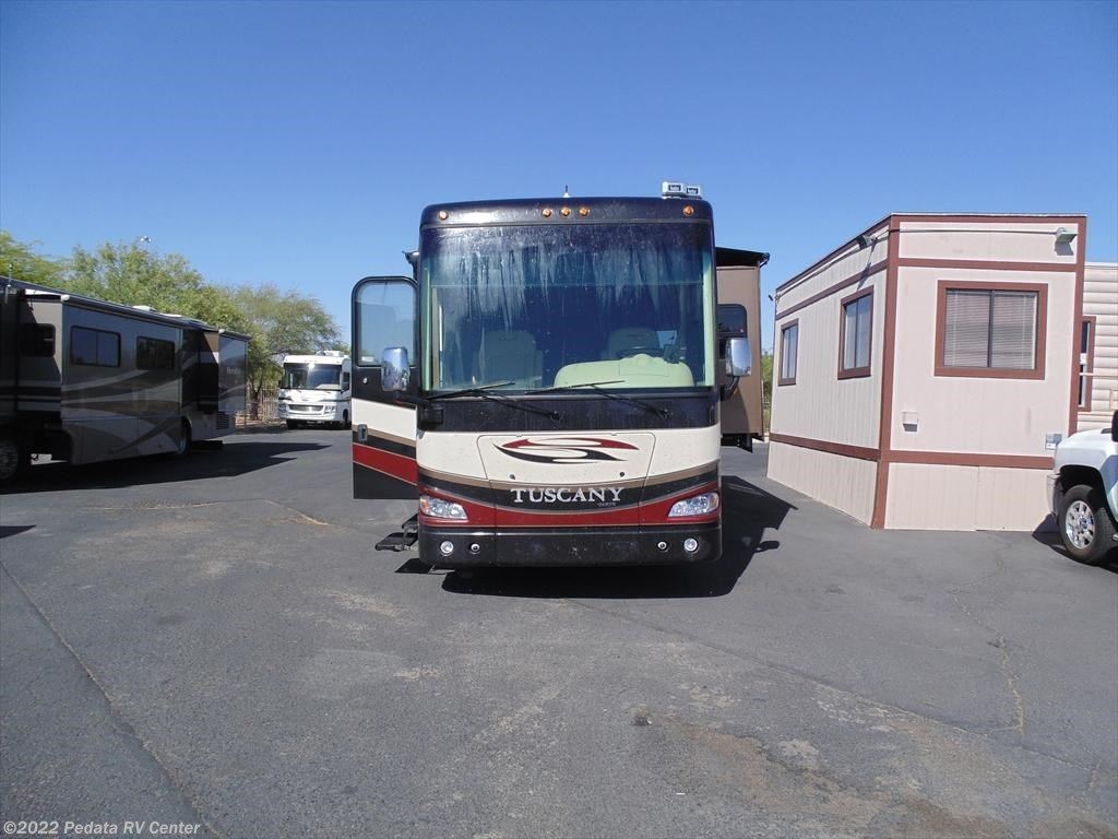 10756 used 2008 damon tuscany 4076 diesel pusher rv for sale. Black Bedroom Furniture Sets. Home Design Ideas