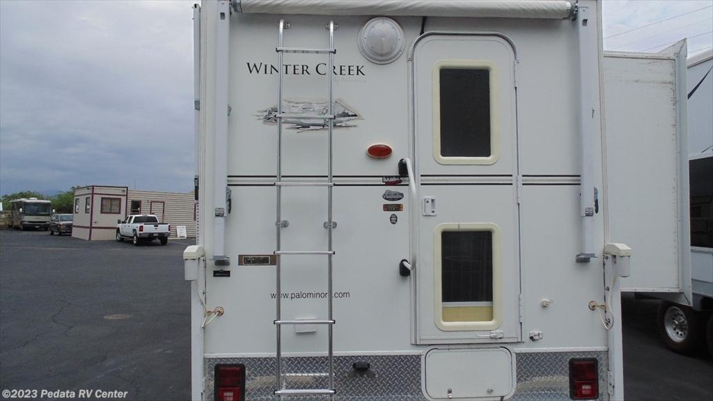 2007 Palomino Rv Winter Creek 915rs For Sale In Tucson Az