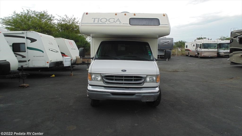 10791 - Used 2000 Fleetwood Tioga 31 Class C RV For Sale