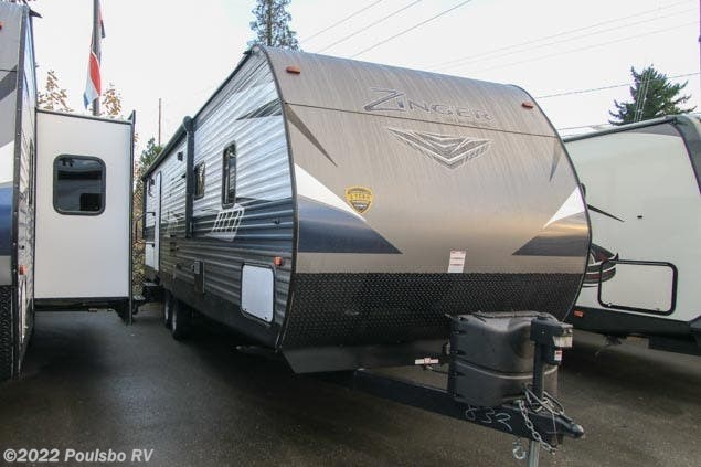 New 2018 CrossRoads Zinger 280BH available in Auburn, Washington