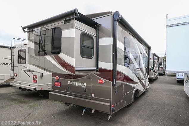 2019 Sunseeker 2400RS by Forest River from Poulsbo RV in Auburn, Washington