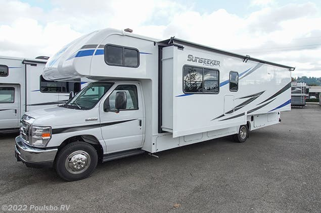 2020 Forest River Sunseeker 3050S - New Class C For Sale by Poulsbo RV in Sumner, Washington features Awning