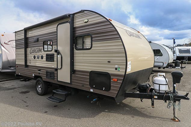 Used 2018 Forest River CASCADE 18TO available in Auburn, Washington