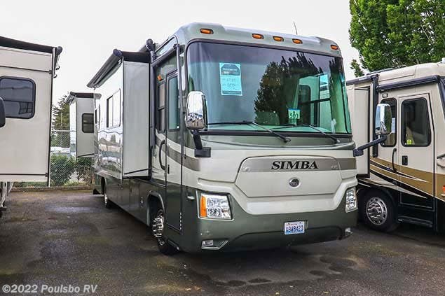 Used 2008 Safari Simba available in Auburn, Washington