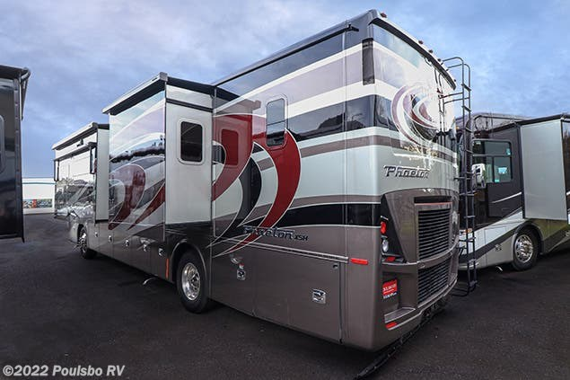 2020 Phaeton 40IH by Tiffin from Poulsbo RV in Sumner, Washington
