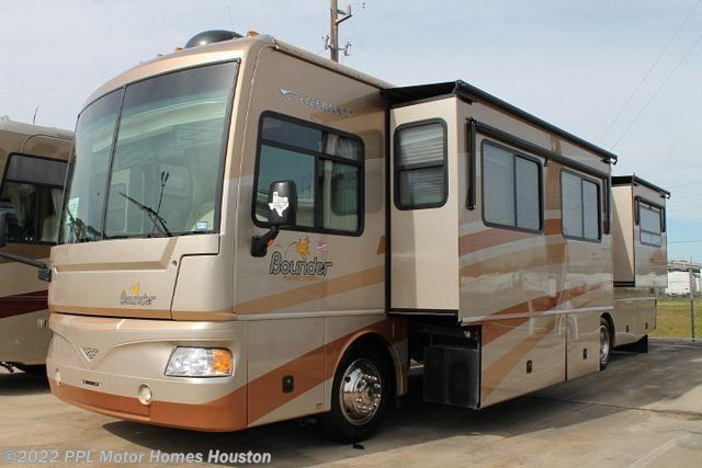 2007 Fleetwood Rv Bounder 38l For Sale In Houston Tx