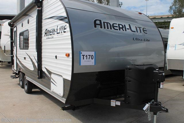 Gulfstream Ameri Lite Mb Travel Trailer