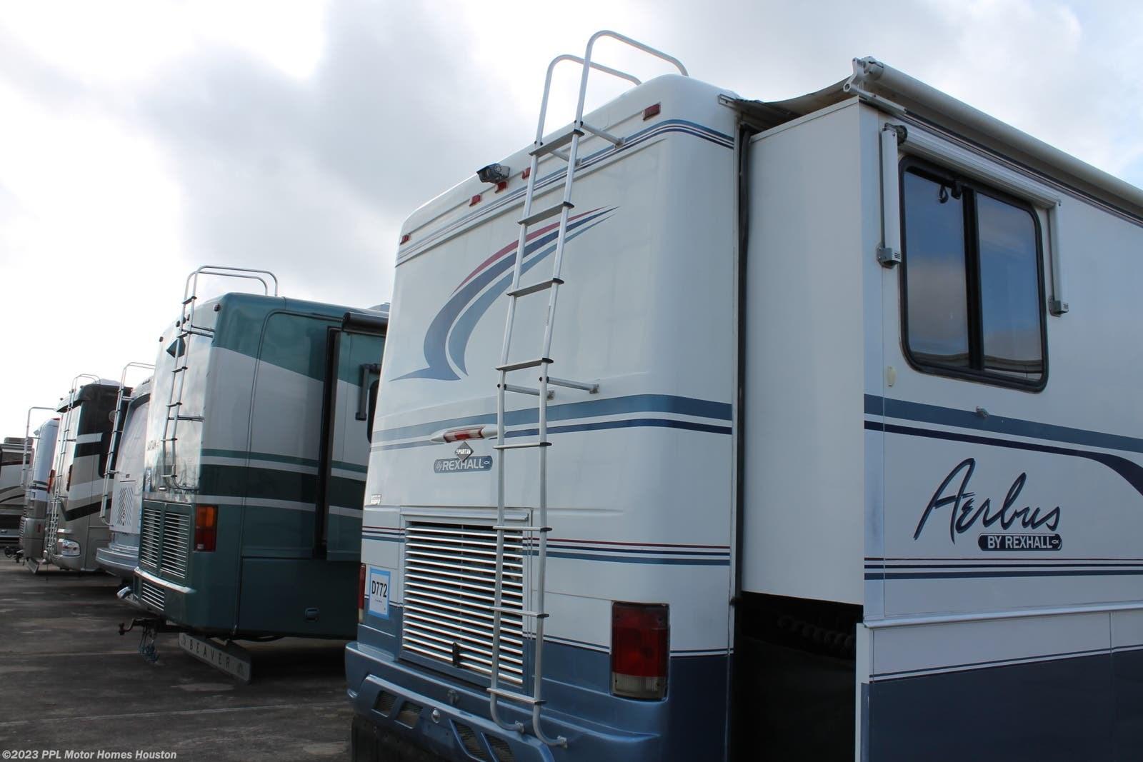 2002 Rexhall RV Aerbus 3955 for Sale in Houston, TX 77074 | D772