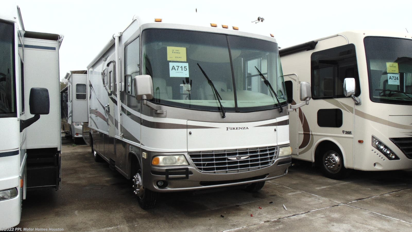 Lp Gas Cooktops For Rv On Sale Now Ppl Motor Homes >> 2003 Jayco Rv Firenza 33e For Sale In Houston Tx 77074 A715