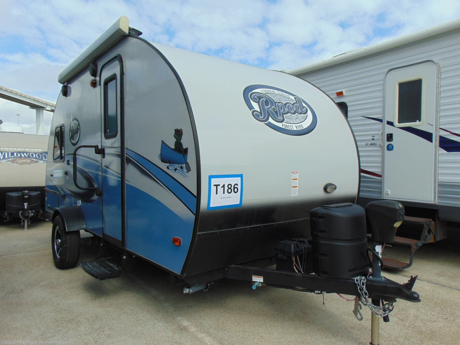 Used Rv Houston >> 2017 Forest River Rv R Pod Rpt176 For Sale In Houston Tx 77074 T186