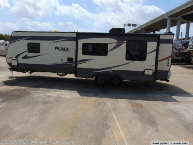 Used 2017 Forest River Palomino Puma 30RKSS available in Houston, Texas