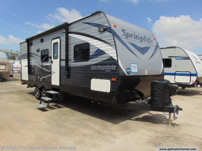 Used 2018 Keystone Springdale 235RB available in Houston, Texas