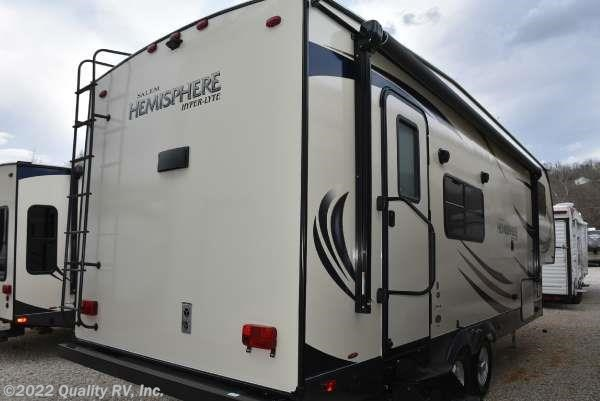 Model 2018 Forest River RV 25RKHL SALEM HEMISPHERE HYPER LYTE