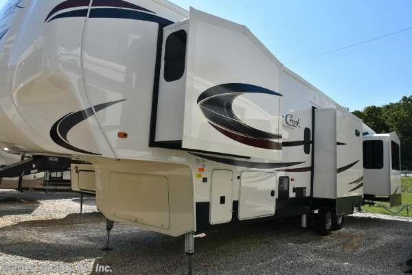 2018 Forest River Fifth Wheel
