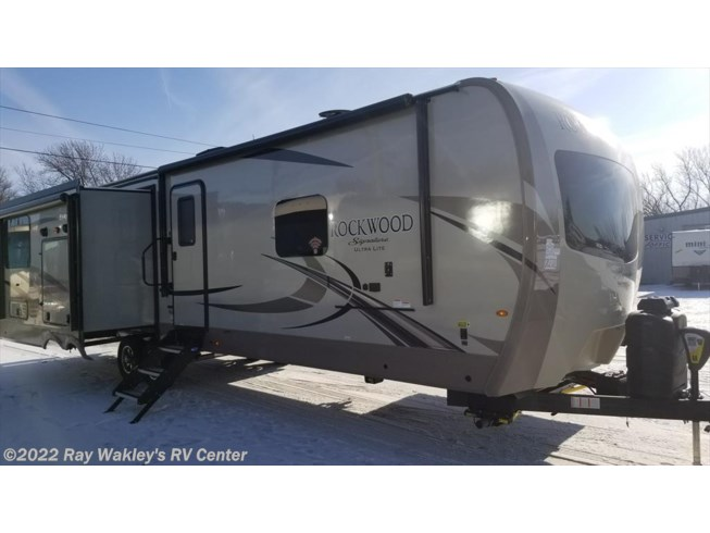 New 2018 Forest River Rockwood Signature Ultra Lite 8332BS available in North East, Pennsylvania