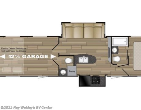 73700 2018 Heartland RV Torque XLT T31 for sale in North East PA – Heartland Rv Floor Plans