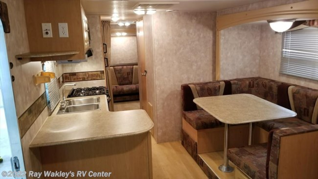 2007 Coachmen Captiva Ultra Lite 270RS Floorplan
