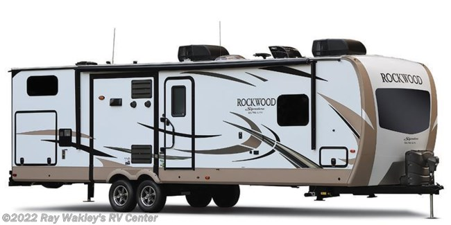 2018 Forest River Rockwood Signature Ultra Lite 8327SS