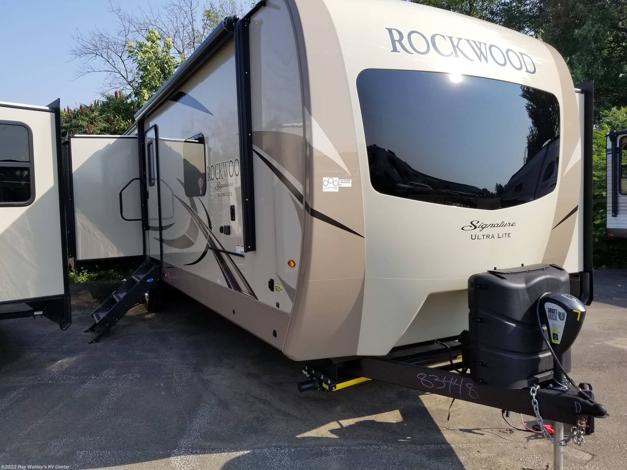 2018 Forest River Rv Rockwood Signature Ultra Lite 8332bs For Sale Tent Trailer Wiring Schematic Previous