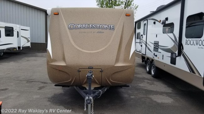 2015 Travel Lite Cobblestone Ideal 18